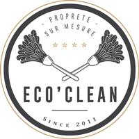 Eco clean Colmar - Logo rond